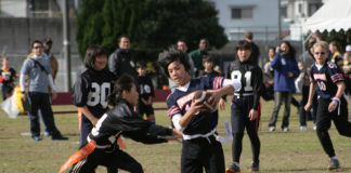 Flag Football Defense
