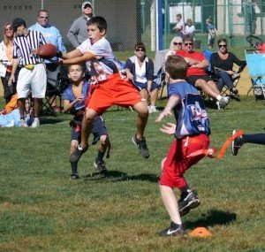 Youth Flag Football | Catch