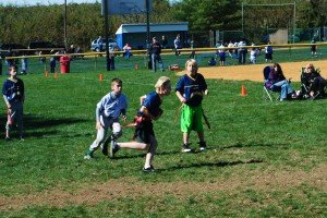 Youth Flag Football Pick 6