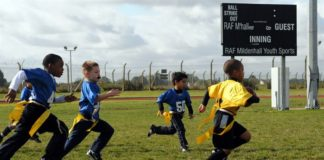 flag football terms