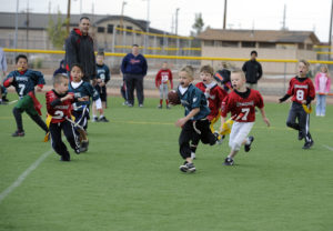Flag Football Positions Youth Flag Football Hq